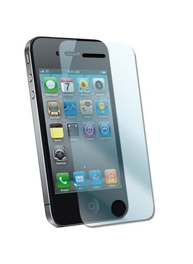 iPhone 4 Tempered Glass Çizilmez Cam Ekran Koruyucu -Screen Guard